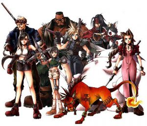 ffvii-playable-characters