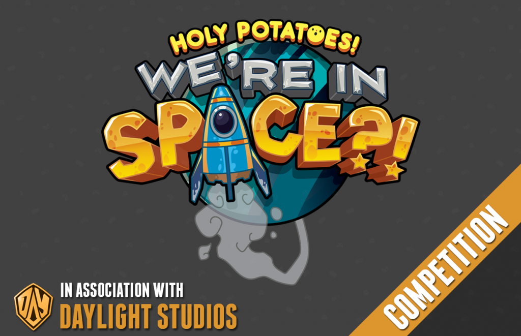 Holy Potatoes We're in Space Competition