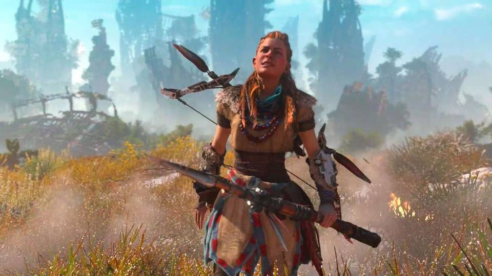 Aloy N For Nerds