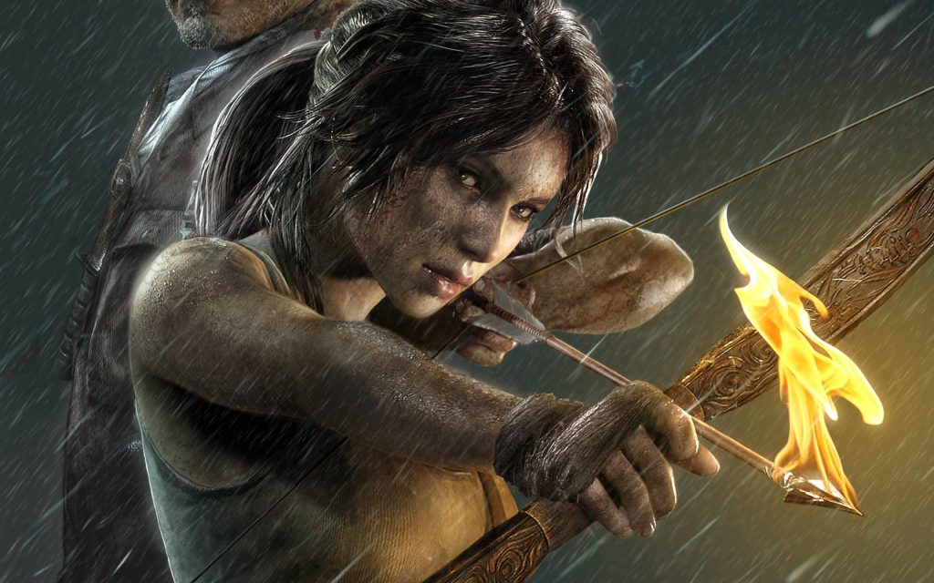 Lara Croft N For Nerds