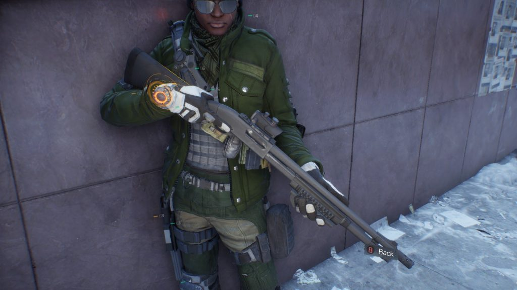 The Division shotgun N For Nerds