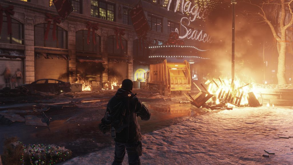 the division fire N For Nerds