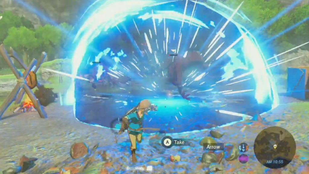 BOTW Bomb N For Nerds