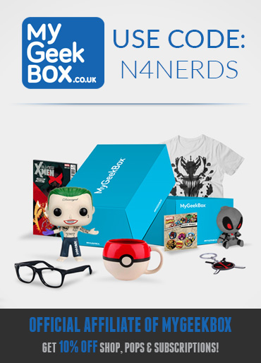Go to My Geek Box