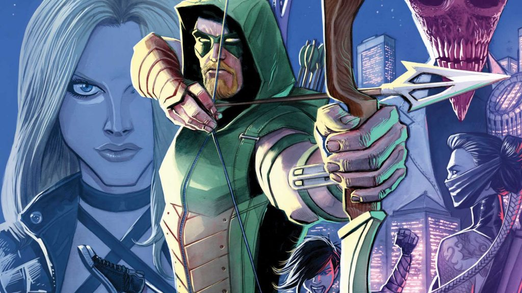 Green Arrow - Rebirth N For Nerds