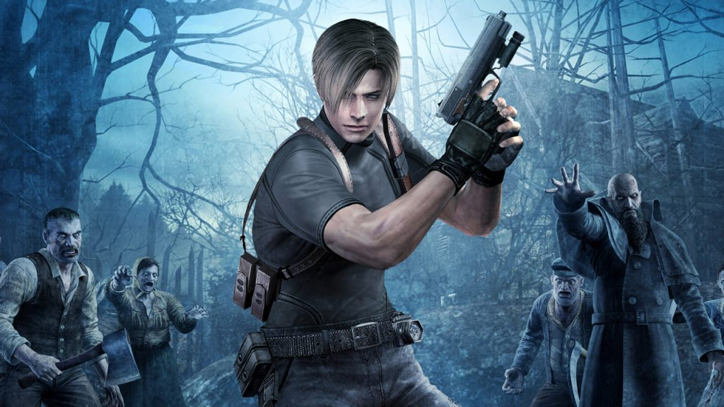 RE4 N For Nerds