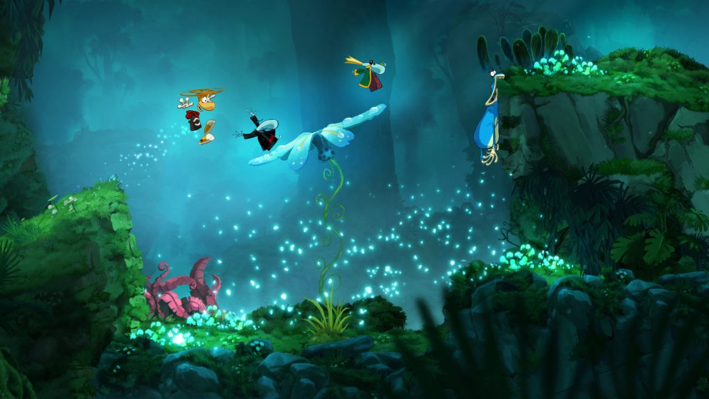 Rayman Origins N For Nerds