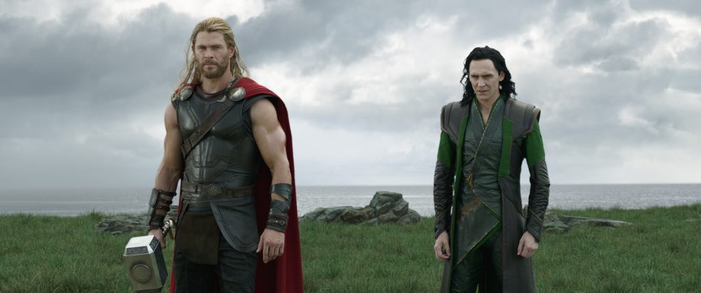 Thor & Loki N For Nerds