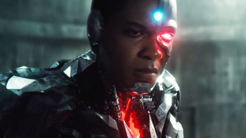 JL-Cyborg N For Nerds