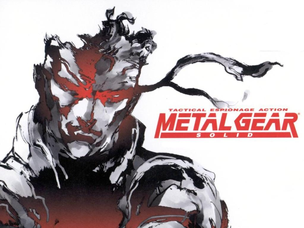 Metal Gear Solid N For Nerds
