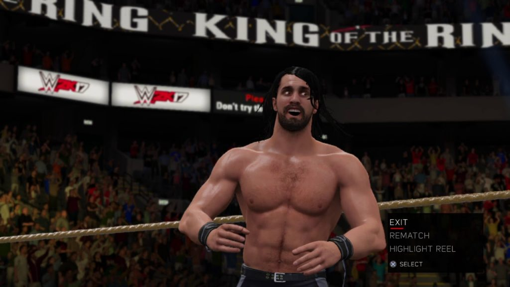 Seth Rollins N For Nerds