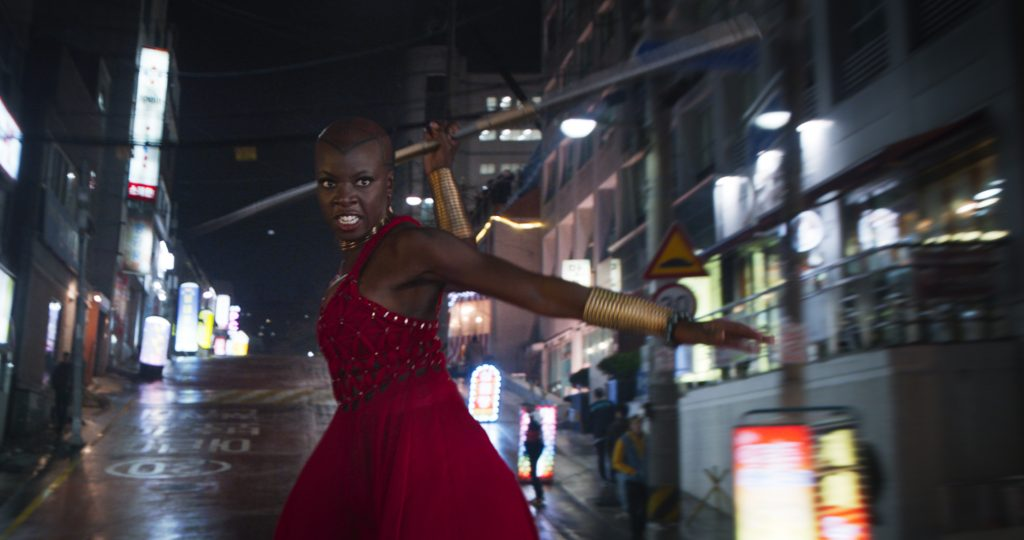 Okoye N For Nerds