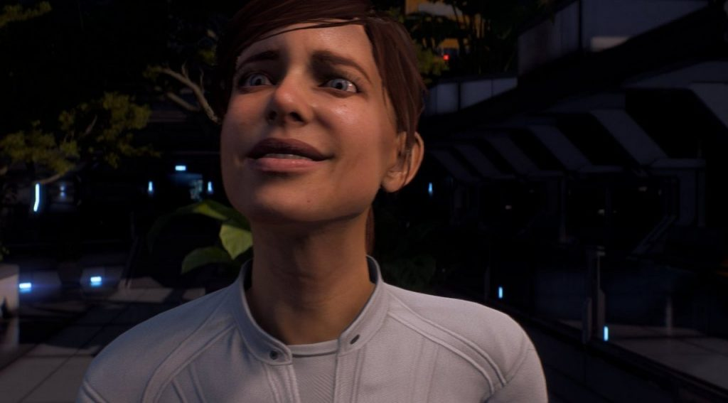 Mass Effect Face N For Nerds