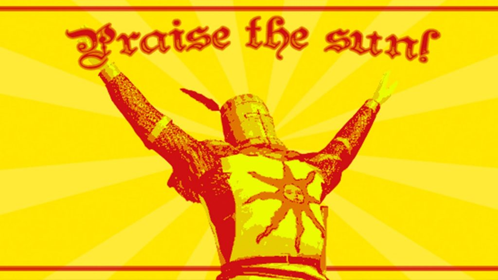 Praise The Sun N For Nerds