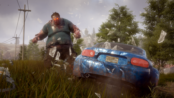 State of Decay Fat enemy N For Nerds