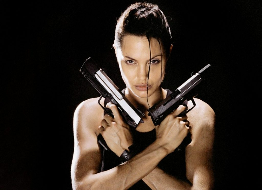 Angelina Tomb Raider N for Nerds