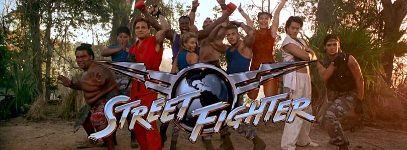 Street Fighter Movie N for Nerds