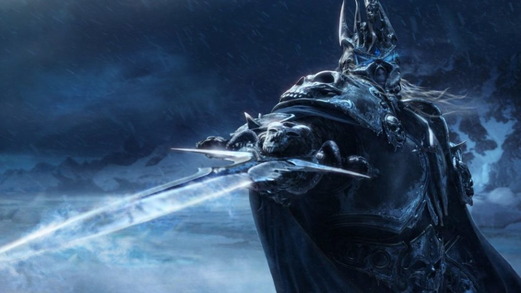 Lich King N For Nerds