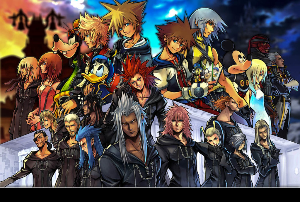 Kingdom-Hearts N For Nerds