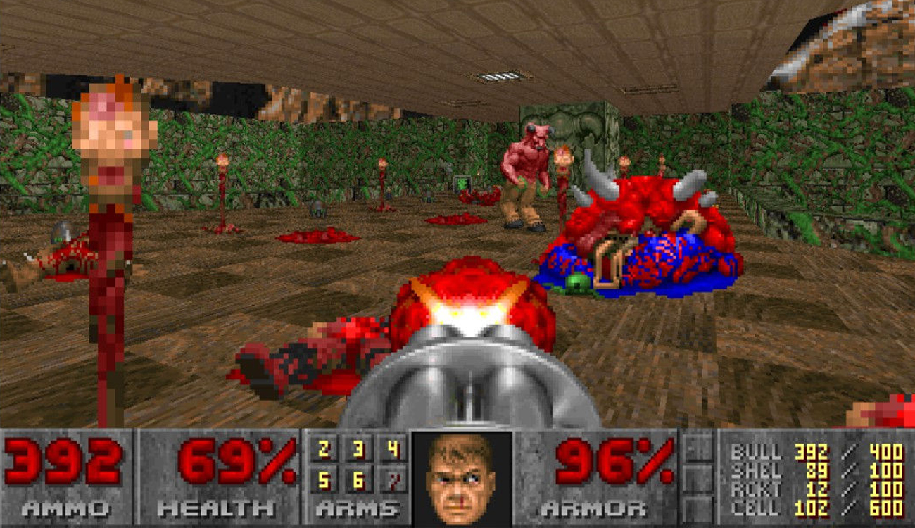 N For Nerds John Romero Interview Doom Gamplay