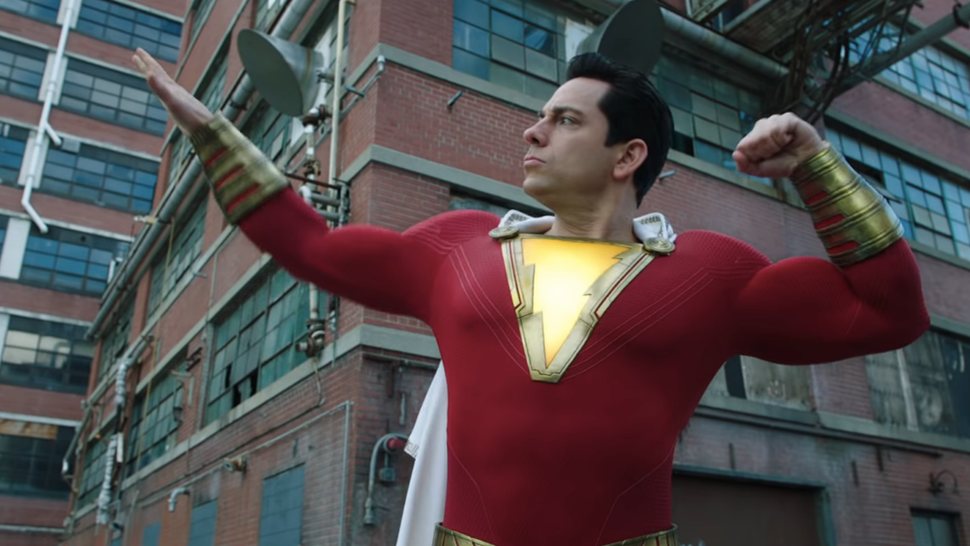 Shazam Flex N For Nerds