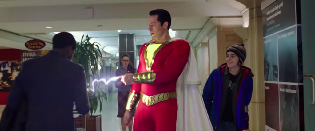 shazam Charge N For Nerds.