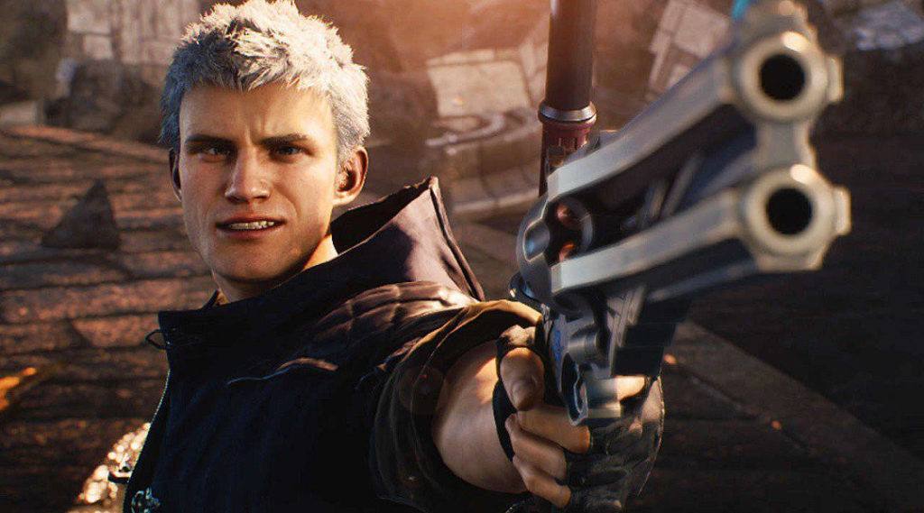 Nero DMC5 crossed N For Nerds