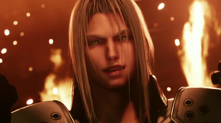 E3 Sephiroth N For Nerds