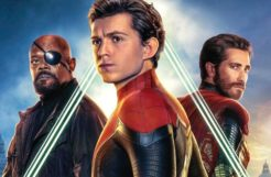 Spider Man-Far From Home N For Nerds