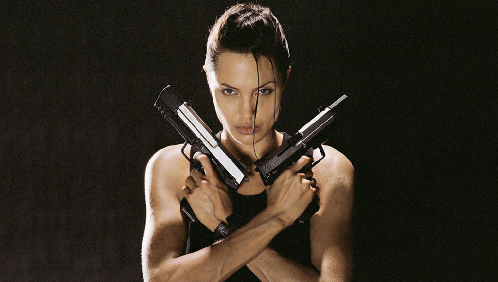 Angelina Jolie N For Nerds