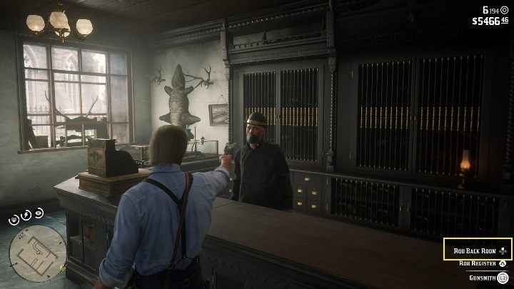 RDR2 Robbery N For Nerds