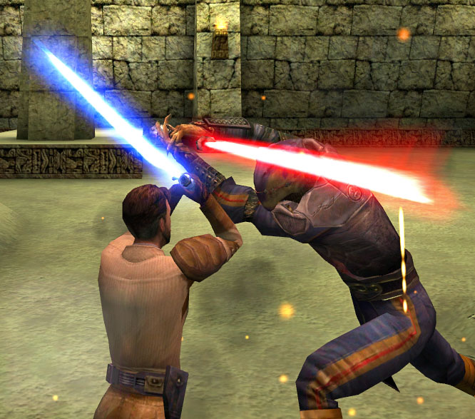 Star Wars Jedi Knight Fight N for Nerds