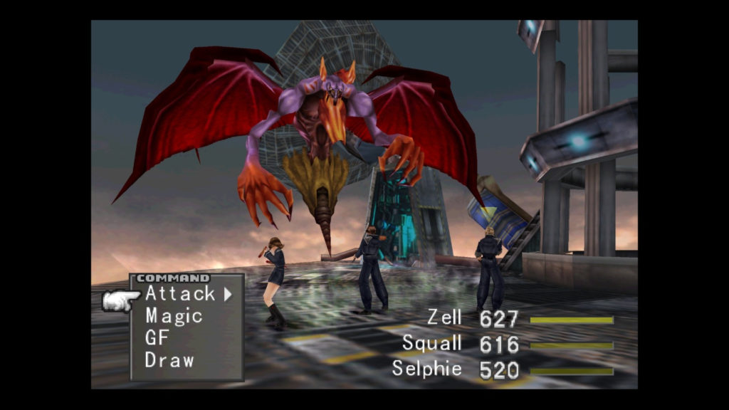 FF VII Combat N For Nerds