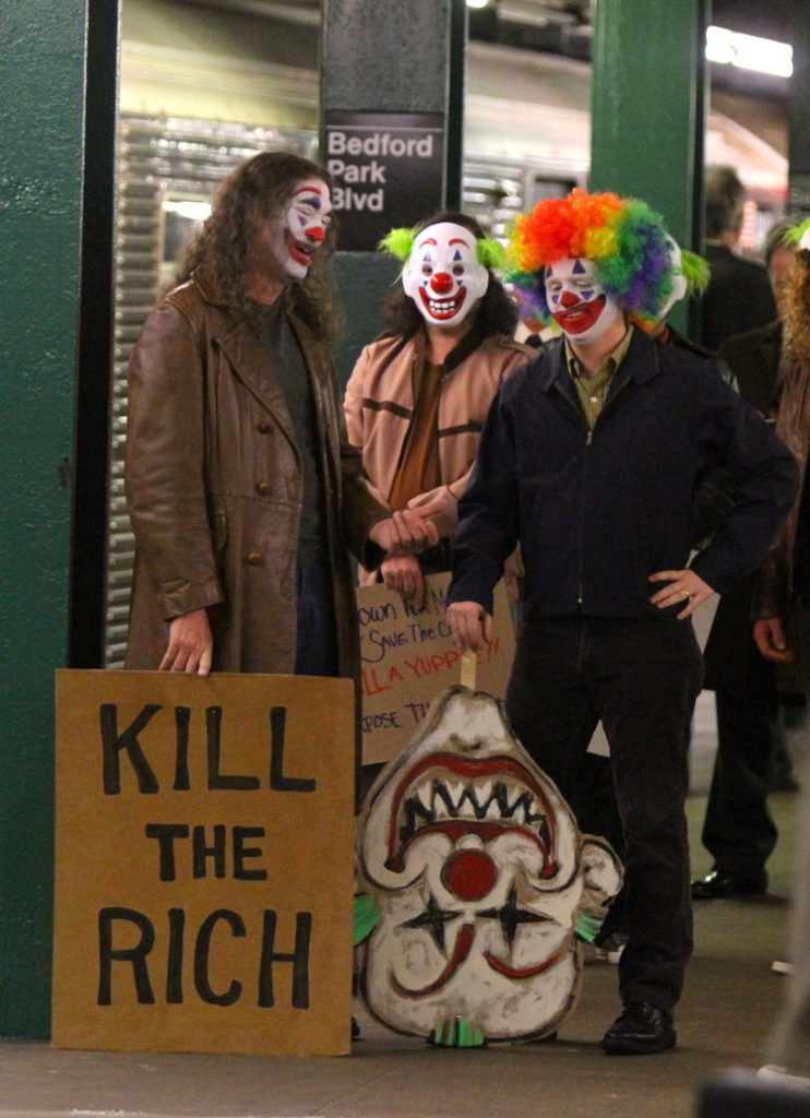 Joker Kill the rich Nfor Nerds