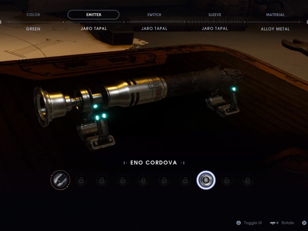 Jedi Fallen Lightsaber Order N For Nerds
