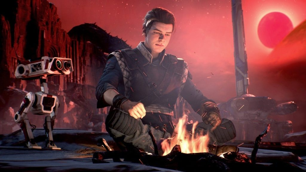 Jedi Fallen Order Bonfire N For Nerds