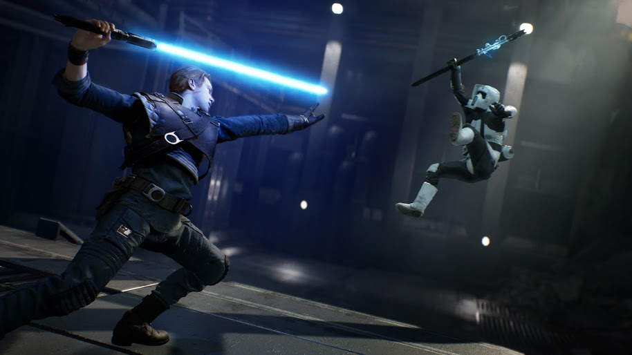 Jedi Fallen Order Combat N For Nerds
