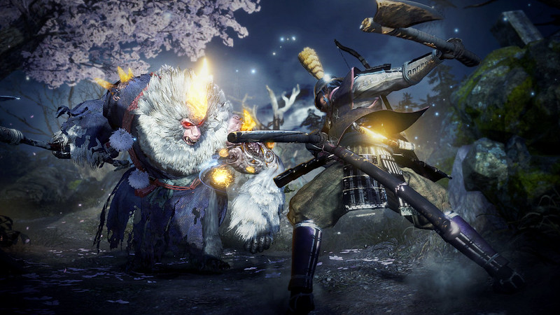 Nioh 2 Beta Boss Combat N For Nerds