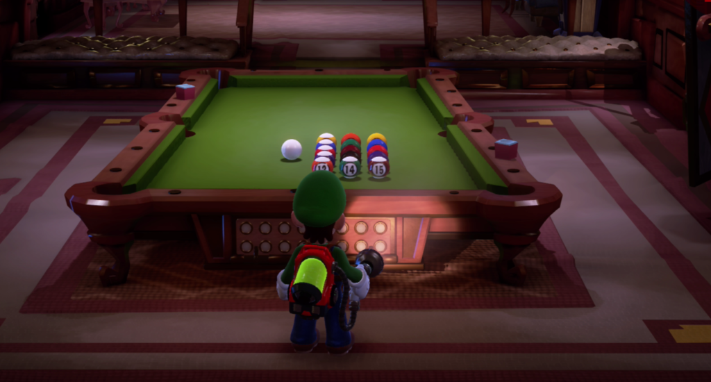 Pool Table N for Nerds