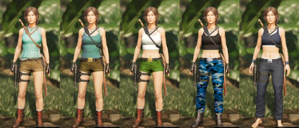 Shadow of the Tomb Raider - Outfits N For Nerds