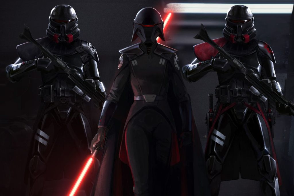 Star Wars Jedi Fallen Order Inquisitors N For Nerds