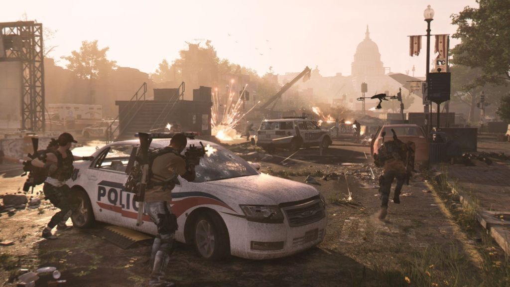 The Division 2 Combat N For Nerds