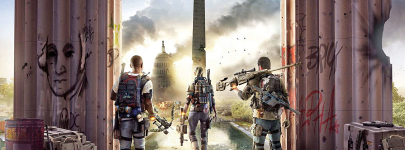 The Division 2 Cover N For Nerds