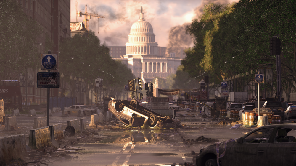 The Division 2 landscape N For Nerds.