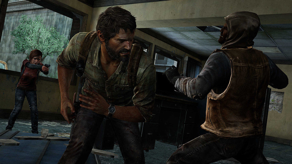 The Last of Us Combat N For Nerds