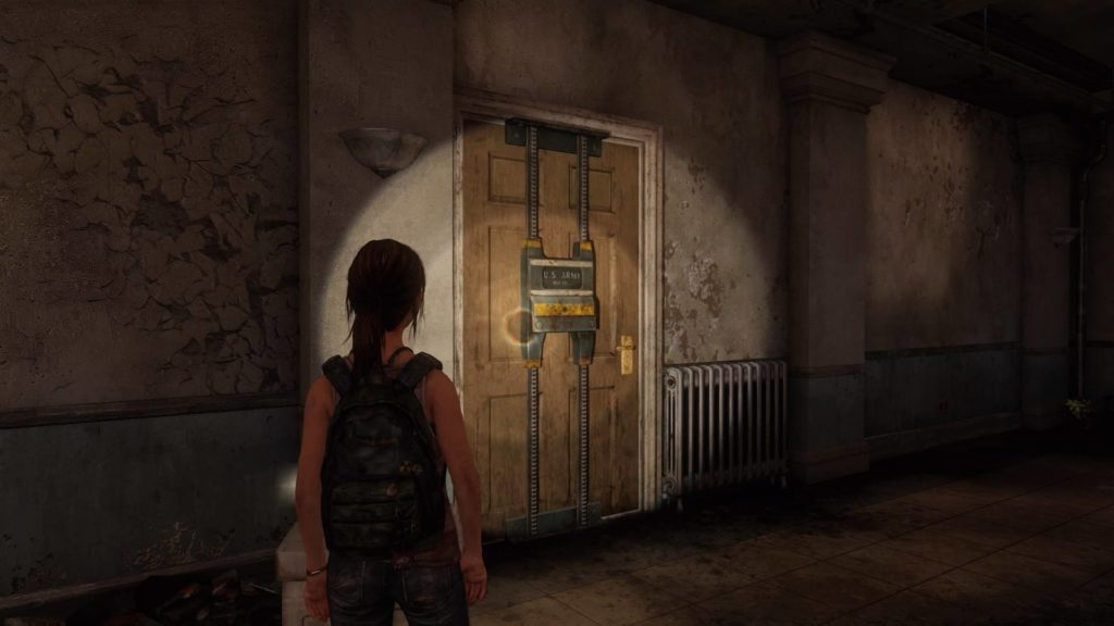 The Last of Us Door N For Nerds