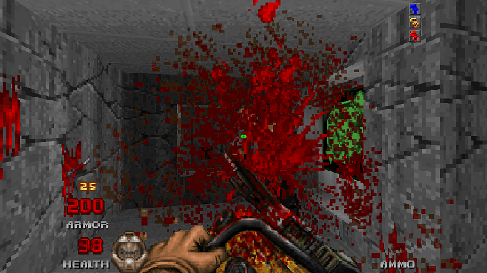 Doom classic N For Nerds