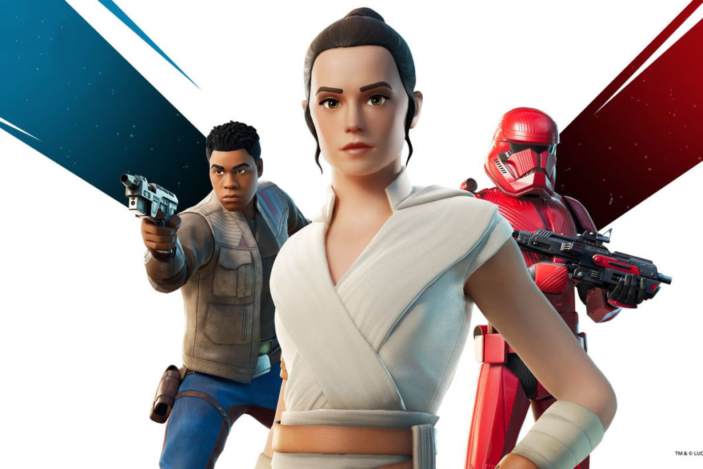 Fortnite Star wars N For Nerds