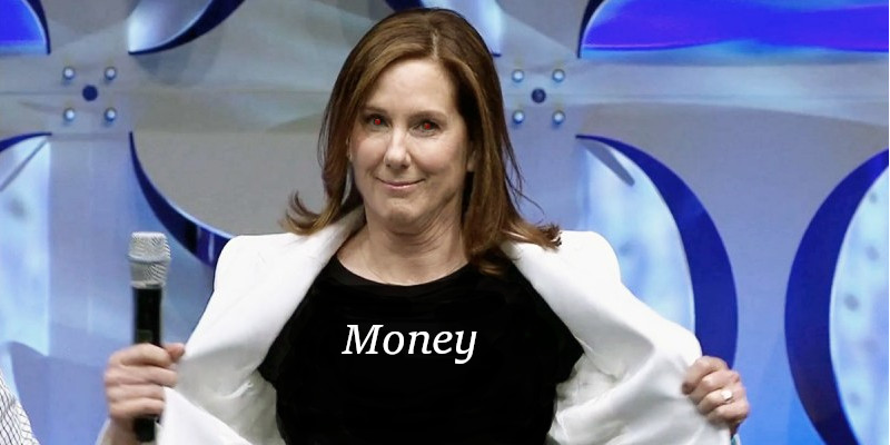 Kathleen kennedy N For Nerds