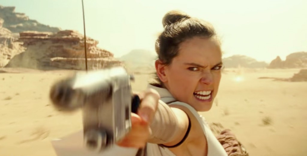 Rey Shooting N For Nerds